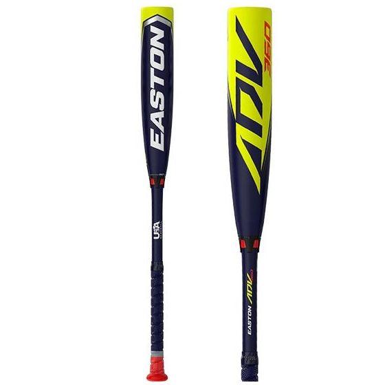 """2022 Easton ADV 360 (-10) 2 5/8"""" USA Baseball Bat"""