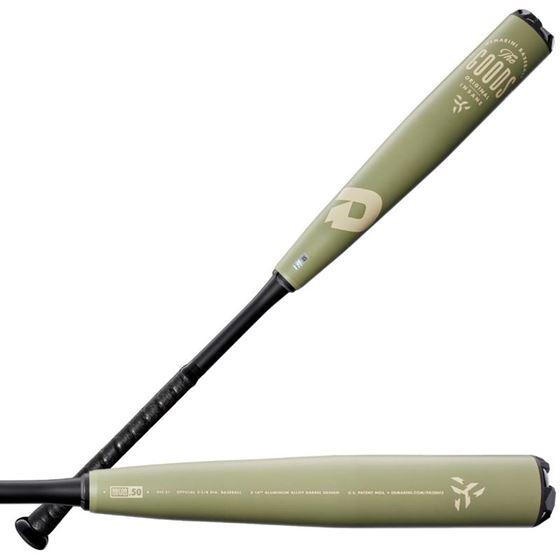 2021 DeMarini The Goods (-3) BBCOR Baseball Bat: W